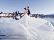 西安韩国苏荷婚纱摄影招聘化妆师