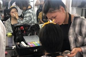成都学化妆,哪家化妆学校好?